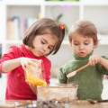 Healthy Eating Starts with Kids in the Kitchen