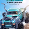 Tomorrow, AMC is Screening Monster Trucks Sensory Friendly