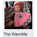 The WarmMe: The Safe Car Seat Winter Coat Alternative