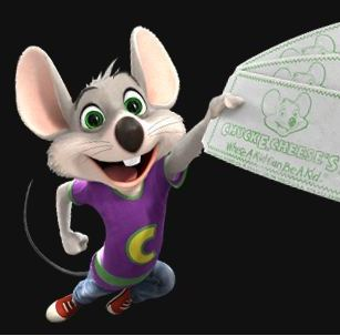 Chuck E Cheese - fun