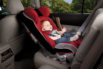 Child-in-a-Rear-facing-car-seat