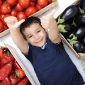 Three E's For Optimal Child Nutrition: Educate, Expose & Empower