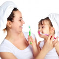 Don't Pull Your Hair Out Over Brushing Your Kids' Teeth