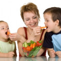 Stress Reducing Foods to Support Family Health