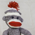 How Can a Sock Monkey Make Commuting with Your Kid Safer?