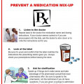 Preventing a Medication Mix-Up