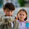 A Key Tool in Flu Prevention:  Your Child's Elbow