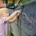 How To Avoid Accidentally Locking Your Kids In The Car