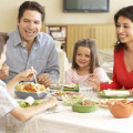 Research Reveals the Myth of Family Dinner Time as Cure-all