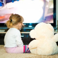 Why You Need To Shut The TV When Your Toddler's Playing