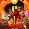 Saturday, AMC Has a Sensory Friendly Screening of Incredibles 2