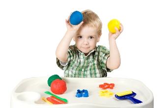 Making Play Dough – A Family First Aid Fiasco
