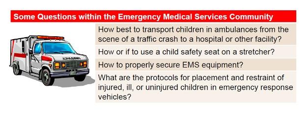 Finally – A Step Towards Safe Transport for Kids in Ambulances!