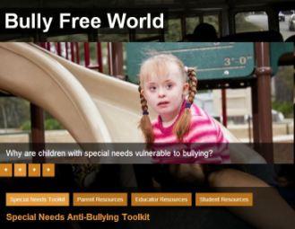 Bully free world resources v2