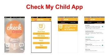 check my child app 350x180