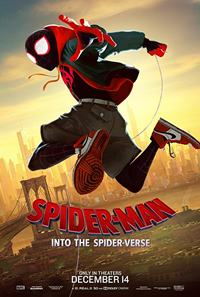 Sat. at AMC, Spider-Man: Into the Spider-Verse is Sensory Friendly