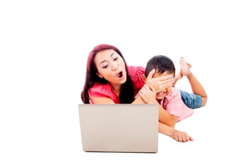 Kids and Online Nudity: How Much is Too Much?